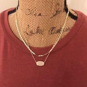 """""""Hey, That's Kendra"""" Kendra Scott Elisa necklace"""